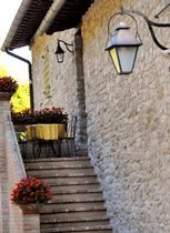 Umbrien Ferienwohnungen Landgut Wassermühle Bild 11