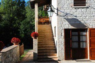 Umbrien Ferienwohnungen Landgut Wassermühle Bild 15