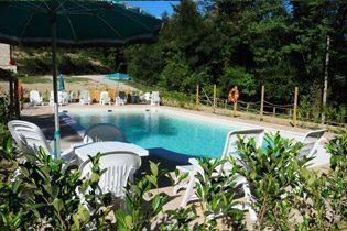 Umbrien Ferienwohnungen Landgut Wassermühle Bild 1