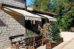 Umbrien Ferienwohnungen Landgut Wassermühle Bild 7