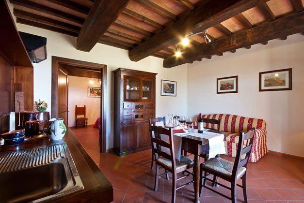 Italien / Umbrien / Landgut Cattaneo / 10 Ferienwohnungen für 2-6 Personen / App. Il Fienile