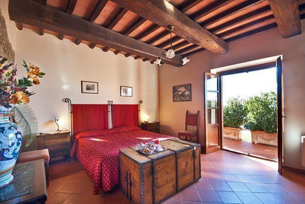 Italien / Umbrien / Landgut Cattaneo / 10 Ferienwohnungen für 2-6 Personen / App. Il Portico
