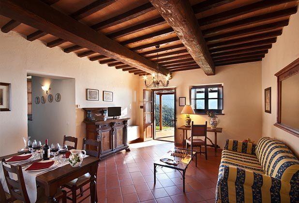 Italien / Umbrien / Landgut Cattaneo / 10 Ferienwohnungen für 2-6 Personen / App. L\\\\\\\' Uvieto