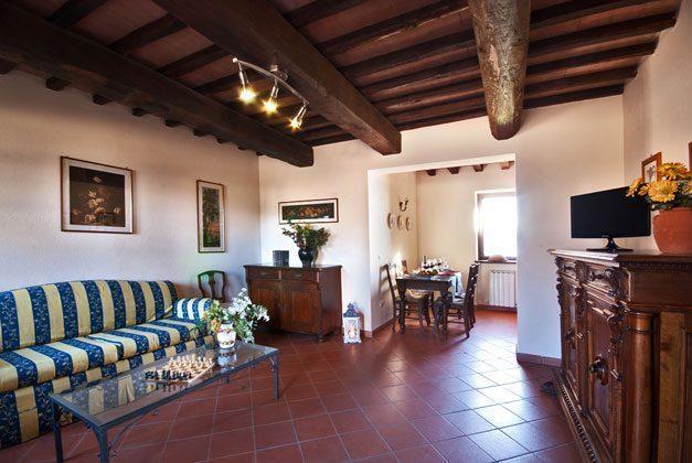 Italien / Umbrien / Landgut Cattaneo / 10 Ferienwohnungen für 2-6 Personen / App. Ginepro