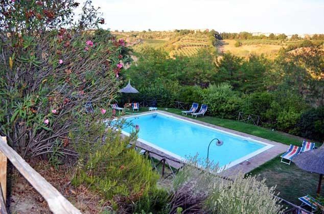 Ferienhaus Umbrien Landgut Raffaella Pool