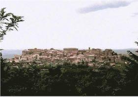 Ferienwohnungen in altem Kloster Lugnano
