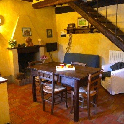 Wohnbereich Torretta Ferienh�user Ref. 160037-1