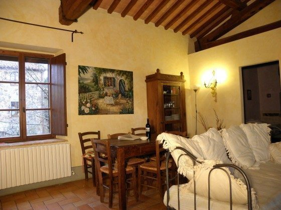 Wohnbereich Terrazza Ferienhäuser Ref. 160037-1