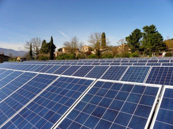 Fotovoltaik-Anlage Ferienhäuser Ref. 160037-1
