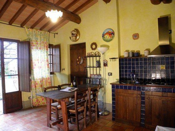 Küche Limonaia Ferienhäuser Ref. 160037-1