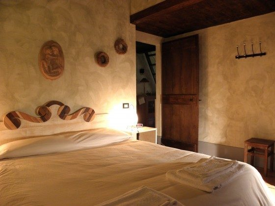 Schlafzimmer Fienile Ferienh�user Ref. 160037-1