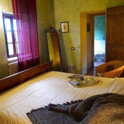 Schlafzimmer Ferienwohnungen Ref. 160037-2