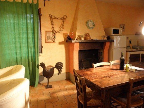 Wohnbereich Gallo Nero Ferienwohnungen Ref. 160037-2