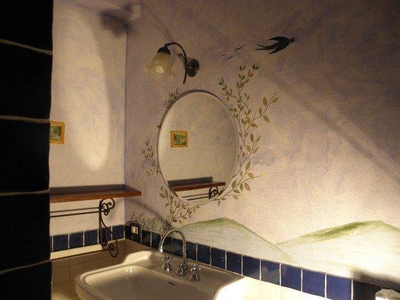 Badezimmer Gallo Nero Ferienwohnungen Ref. 160037-2