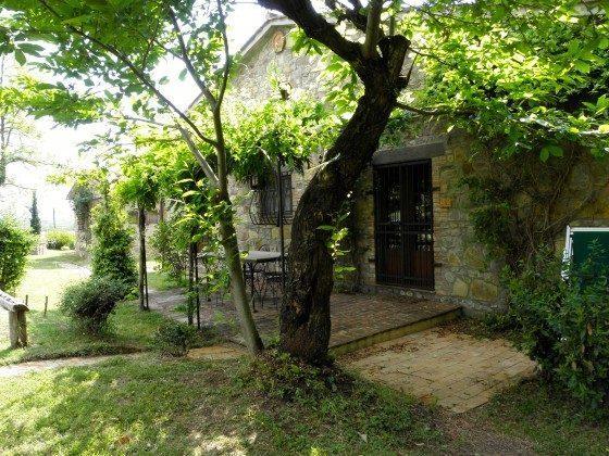 Außenansicht Loggia Ferienwohnungen Ref. 160037-2
