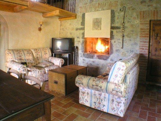 Wohnbereich Loggia Ferienwohnungen Ref. 160037-2