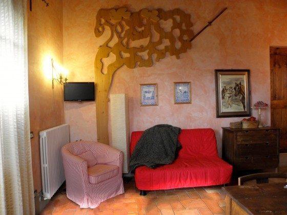 Wohnzimmer Scuderia Ferienwohnungen Ref. 160037-2