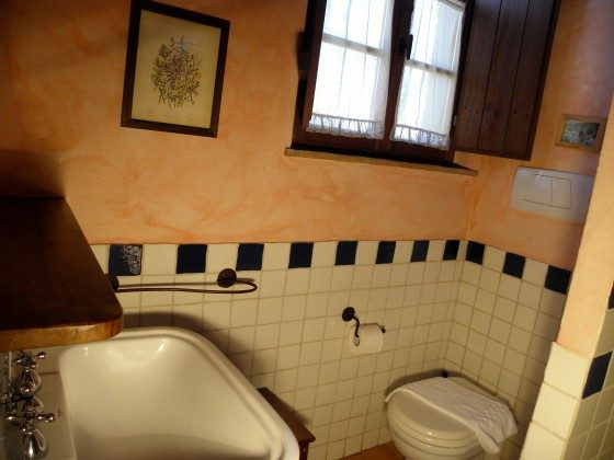 Badezimmer  Scuderia Ferienwohnungen Ref. 160037-2