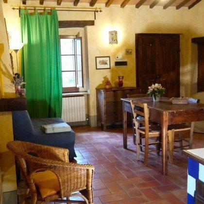 Wohnbereich Forno Ferienwohnungen Ref. 160037-2