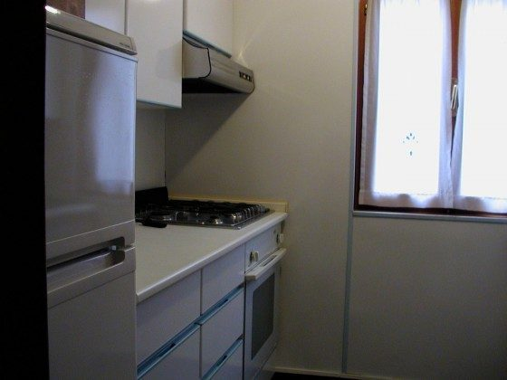 Kueche \\\'Venedig Appartment Marziale