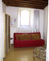 Wohn-Schlafzimmer Ferienwohnung Venedig