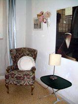 Wohn-Schlafzimmer Apartment Venedig