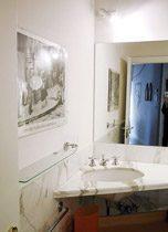 Badezimmer Ferienwohnung Venedig