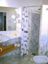 Badezimmer Apartment Venedig