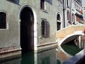 Venedig Ferienwohnung Arsenale Eingang