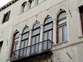 Ferienwohnung Venedig Fassade