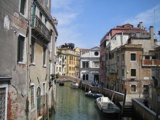 Venedig Ferienwohnung Umgebung
