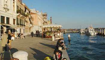 Venedig Ferienwohnung mit Terrasse