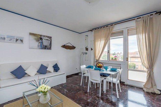 Schlafzimmer Venedig Lido Appartement 2399-2