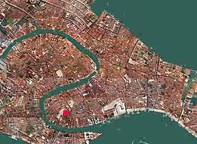 Plan Venedig Ferienwohnung San Marco