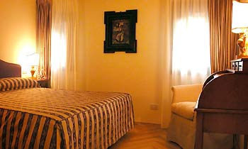 Schlafzimmer 2 Venedig Ferienwohnung San Marco