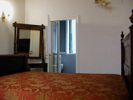 Schlafraum Venedig Ferienwohnung Dose