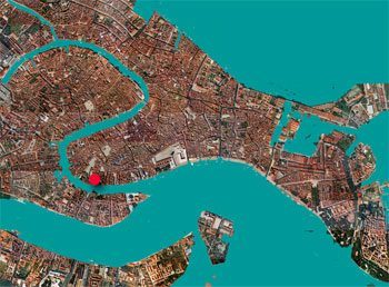 Italien Venetien S. Marco Ferienwohnung S. Maurizio
