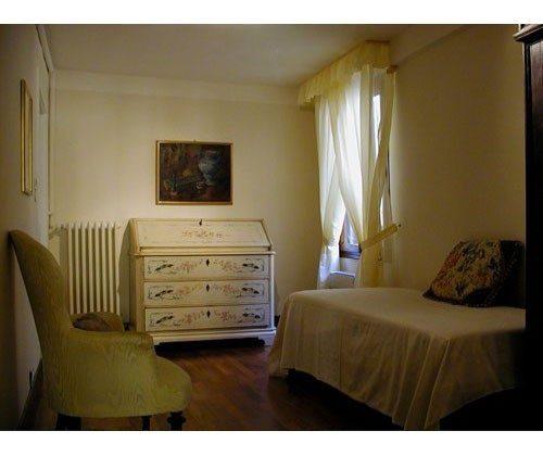 Schlafzimmer 3 Venezianische Ferienwohnung