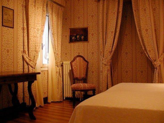 Schlafzimmer 4 Venezianische Ferienwohnung