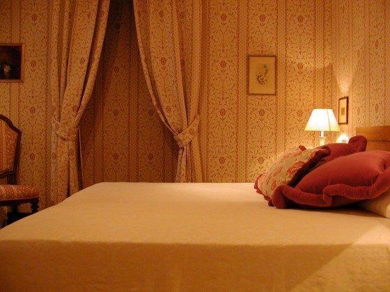 Schlafzimmer Venezianische Ferienwohnung