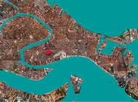Lage Venezianische Ferienwohnung