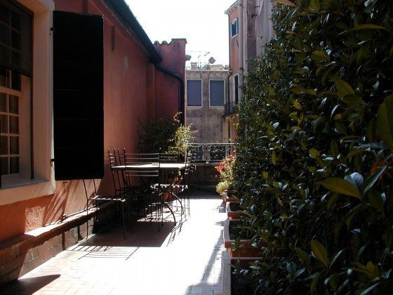 Venezianische Ferienwohnung Bovolo
