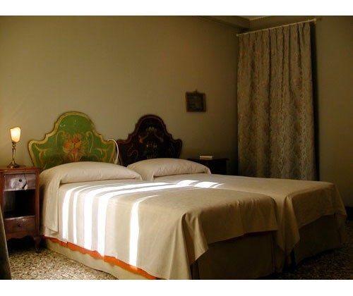 Schlafzimmer 2 Venezianische Ferienwohnung
