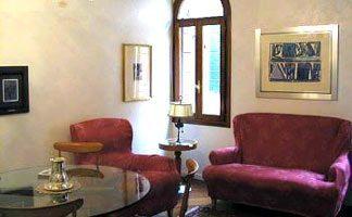 Wohnzimmer Italien / Venedig / Appartement Mercerie