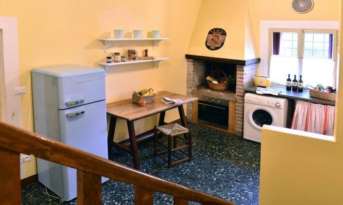 Küche Italien Venetien Weingut/Golfanlage Ferienwohnung 22649-16