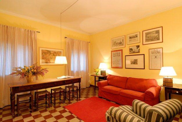 Wohnzimmer Italien Venetien Weingut/Golfanlage Ferienwohnung 22649-16