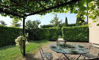 Ferienwohnung Venetien mit nahegelegener Tennisanlage
