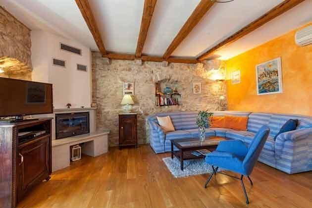 Sofaecke in der Wohnküche - Objekt 138495-28