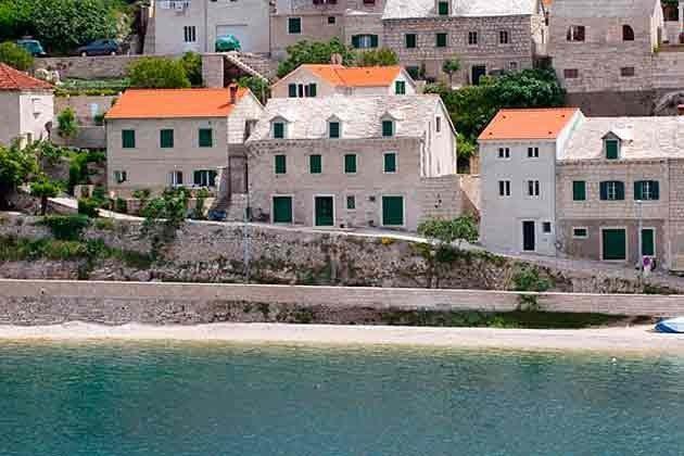 Ferienhaus Dalmatien mit Wandergegend
