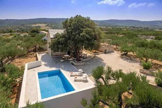 Ferienhaus Dalmatien mit WLAN